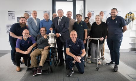 How football can spur reconnections for people with dementia