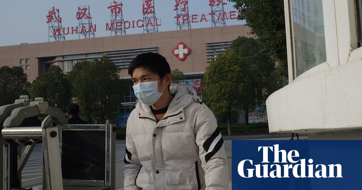 When was first coronavirus case outside china