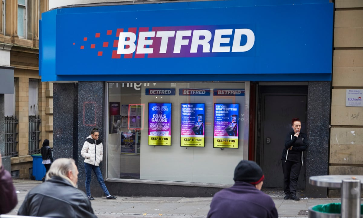 betfred betting slip on fire