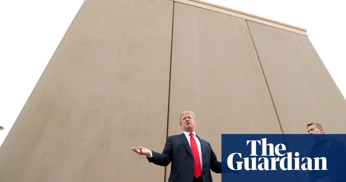 Trump's invisible wall: how his 2018 immigration policies