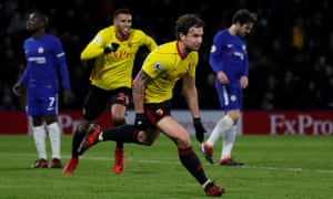 Image result wey dey for Watford 4 – 1 Chelsea [Premier League]