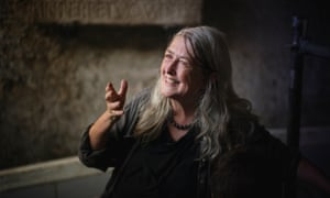 Mary Beard, whose slim manifesto Women & Power became an instant feminist classic.