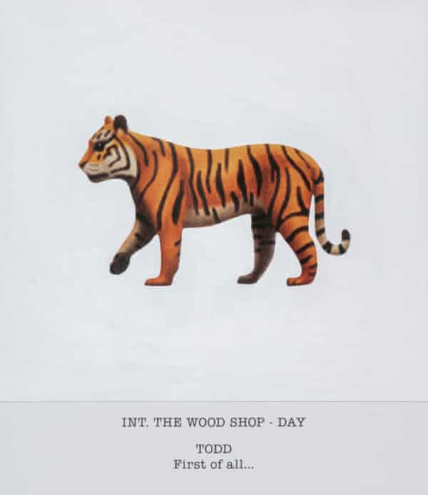 INT. THE WOOD SHOP - DAY TODD First of all..., 2017.