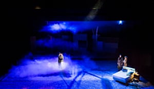 Angels in America is directed by Marianne Elliott and designed by Ian MacNeil.
