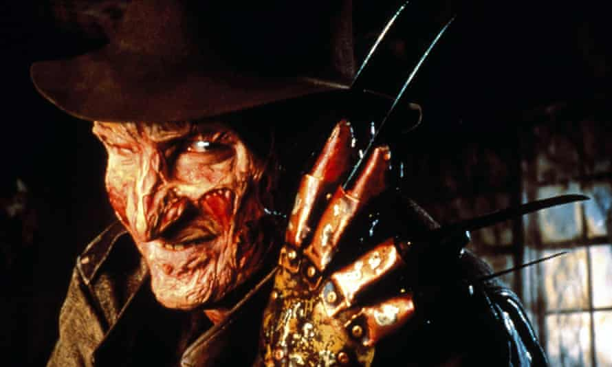'I knew Freddy's claw had to be an extension of evil, but I also wanted it to be mildly erotic'... Robert Englund as Freddy in Nightmare on Elm Street, released 35 years ago. Photograph: Entertainment Pictures/Alamy Stock Photo