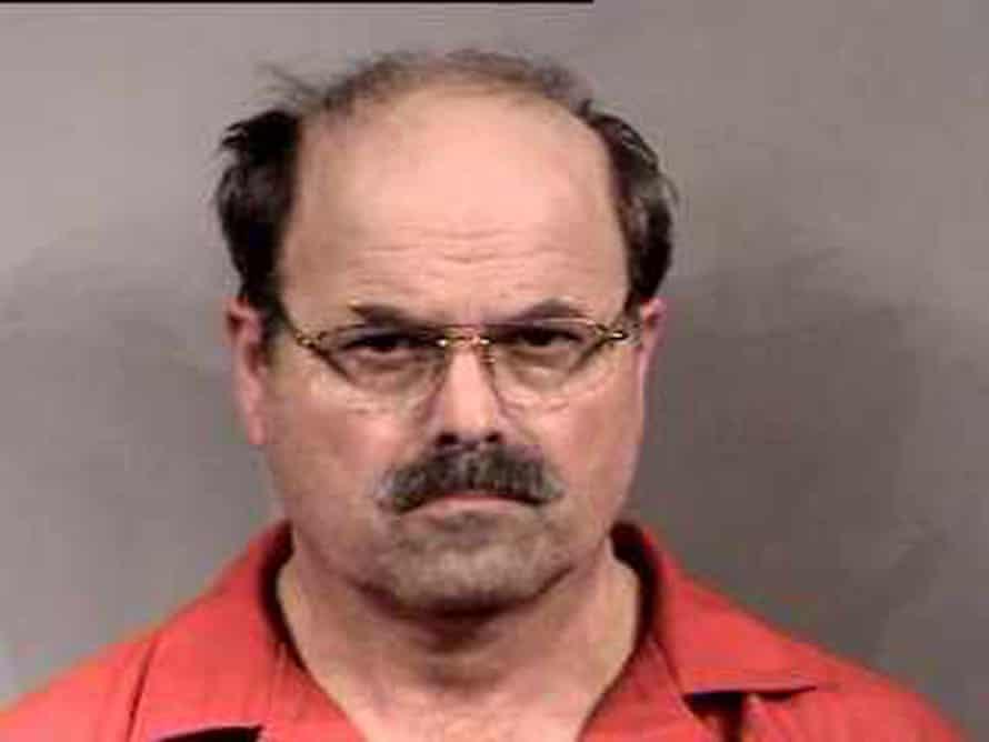 BTK Strangler Dennis Rader.