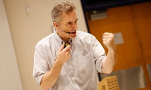 '[Jordan Peterson] gives lectures on the truths embedded in myths and legends that are thousands of years old'