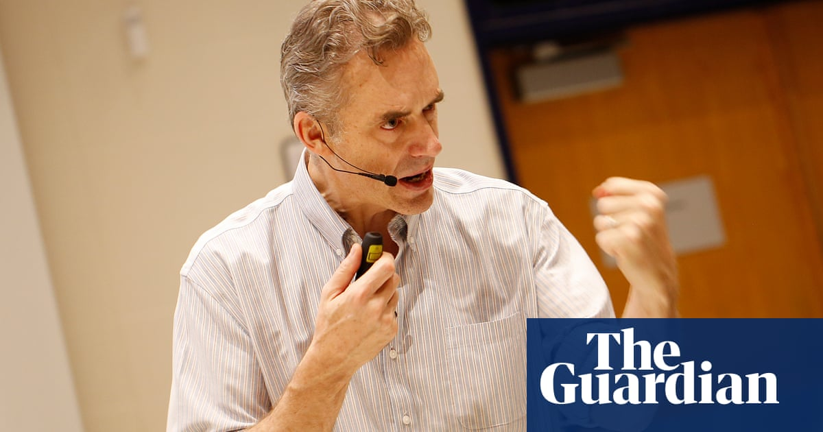 How dangerous is Jordan B Peterson, the rightwing professor who 'hit