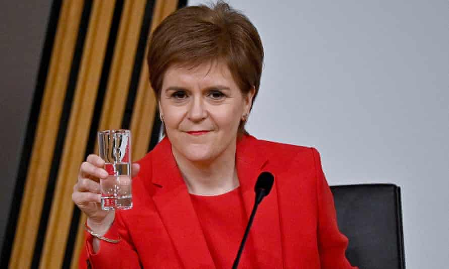 Nicola Sturgeon appears in an investigation into the Scottish government's handling of complaints against Alex Salmond.