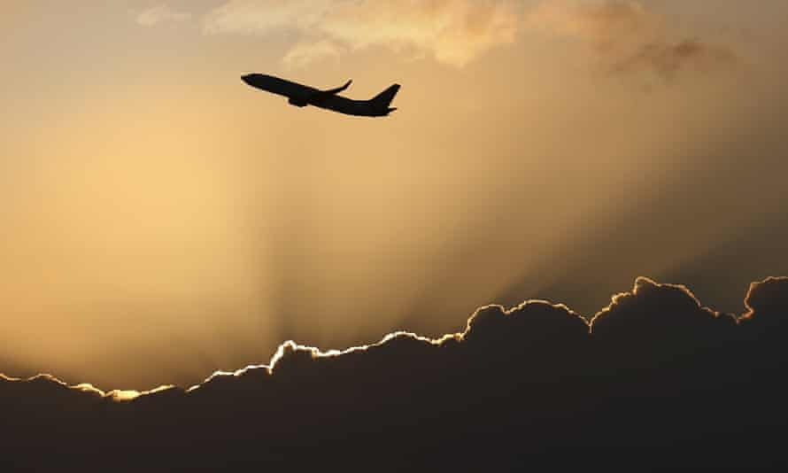 A Virgin Australia Airlines 737 aircraft