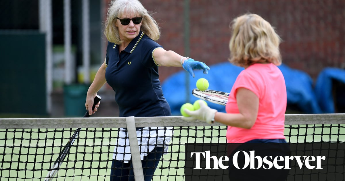Everyone for tennis: sport breaks out of middle-class bubble