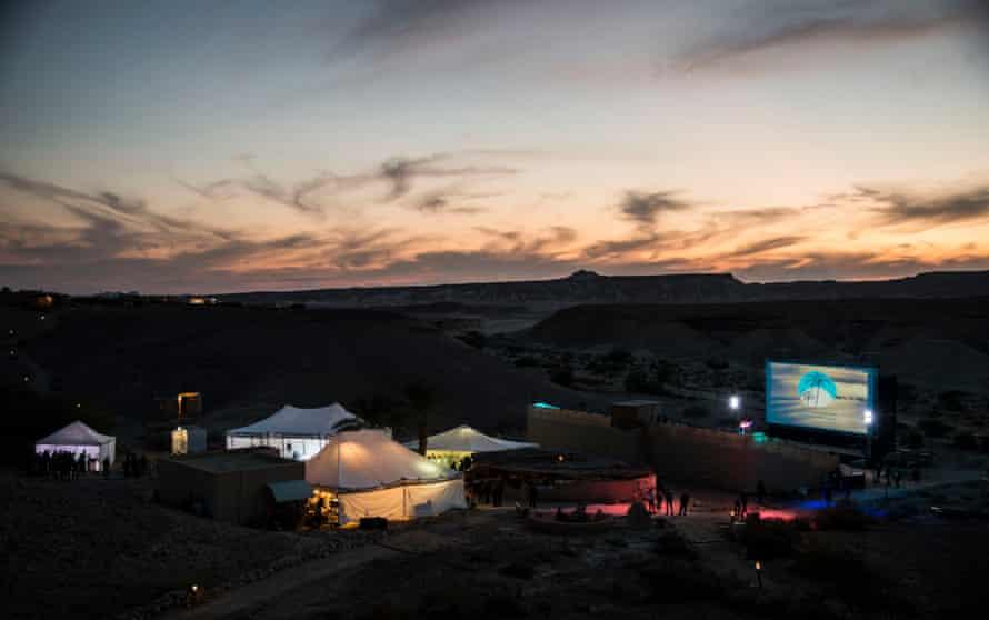 Arava film festival location shot credit Edward Karpov