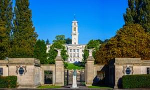 Nottingham Uni