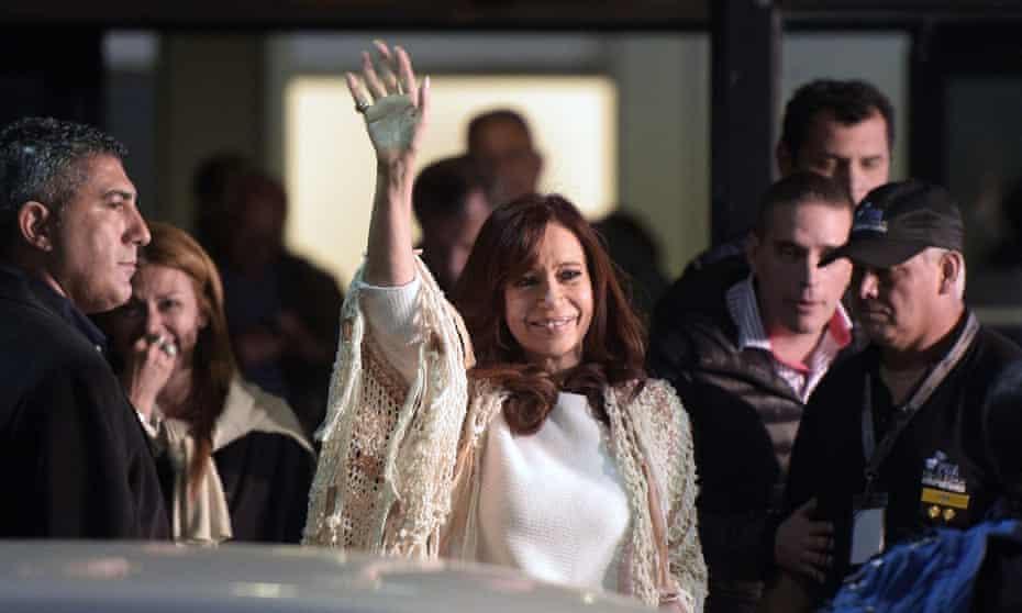 Cristina Fernández de Kirchner argentina