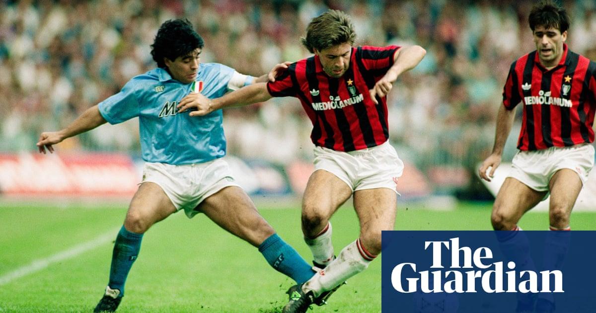 My opponent then my friend: Ancelotti pays tribute to Maradona