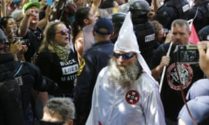 'Increasingly Nazified' white nationalist rally descends ...
