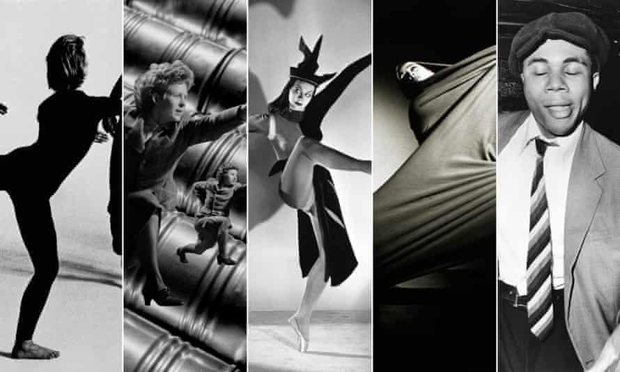 Merce Cunningham Company, Yolande Snaith and Cathy Crick, Beryl Grey, Martha Graham, Dingwalls dancers