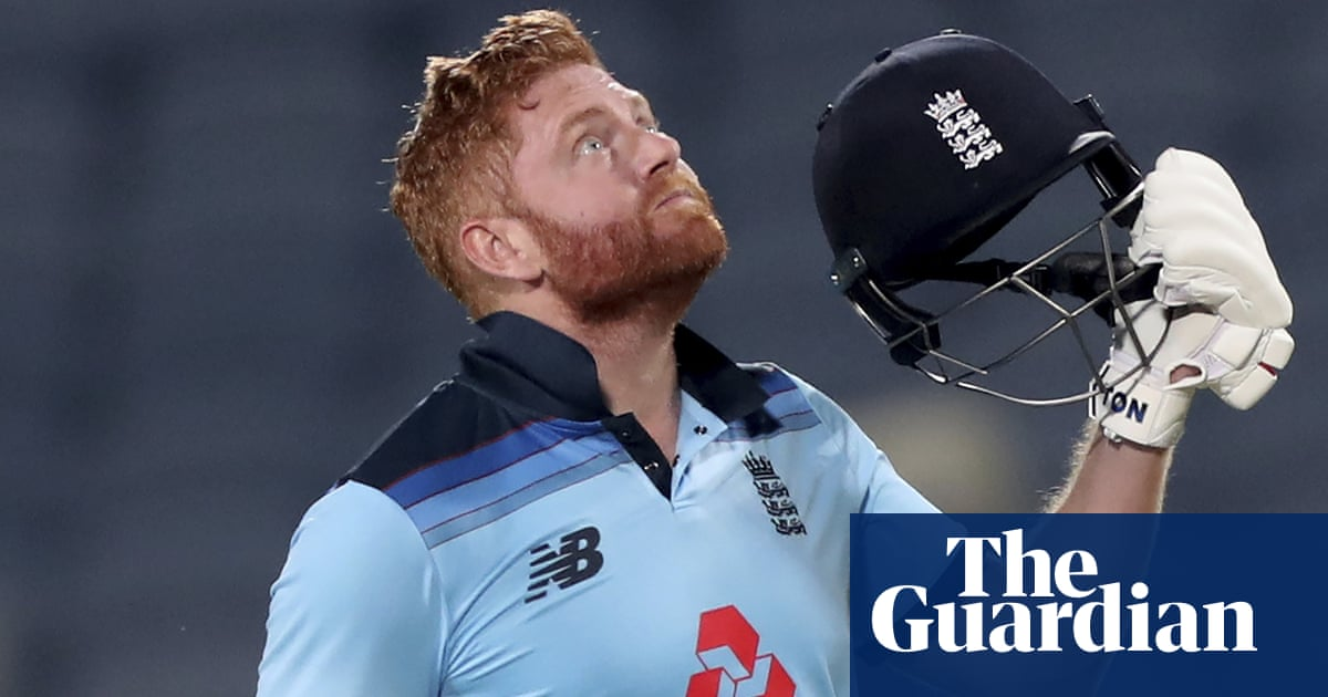 Bairstow and Stokes blast England to smooth defeat of India in second ODI