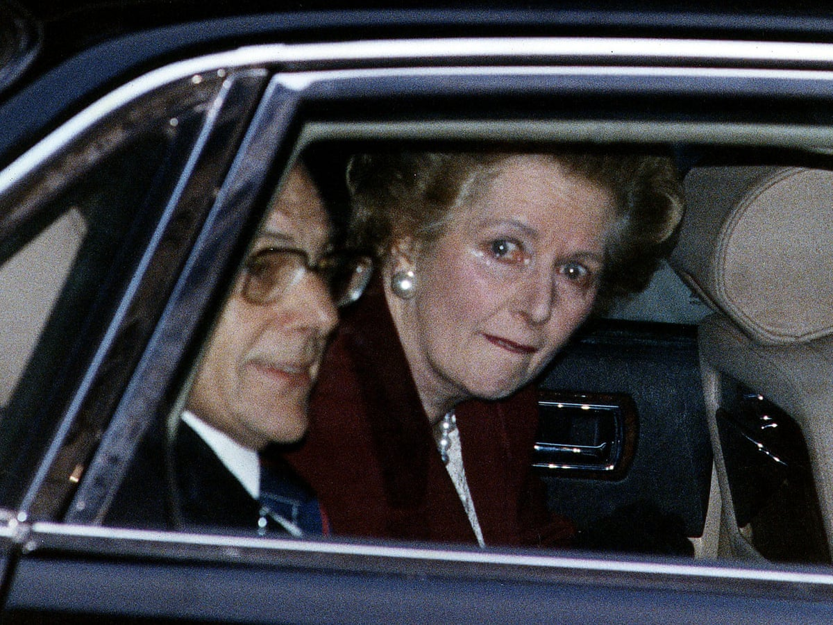 Margaret Thatcher's resignation shocked politicians in US and USSR, files  show | Margaret Thatcher | The Guardian