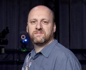 David Cage of Quantic Dream