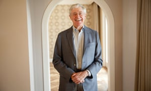 Charles Koch said of hypothetically supporting Hillary Clinton: 'We would have to believe her actions would be quite different than her rhetoric.'