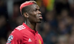 Paul Pogba has already been out for 17 days after going off against Basel.