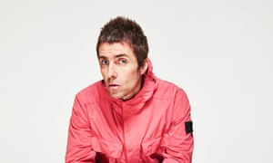 Liam Gallagher photographed last month for the New Review.