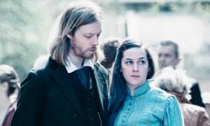 Ben Walker & Josienne Clark and Ben Walker.
