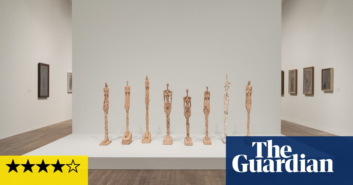 Giacometti Review Master Of All Things Thin Alberto Giacometti The Guardian