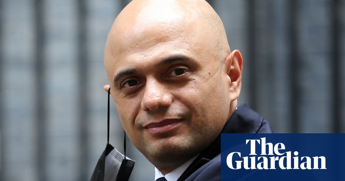 Sajid Javid warns NHS waiting lists backlog could reach 13m