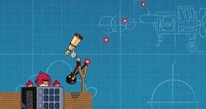 The bird launcher … 'Players understood it immediately'
