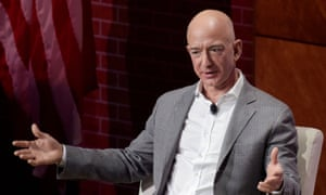'If big tech companies are going to turn their back on US Department of Defense, this country is going to be in trouble', Jeff Bezos said.