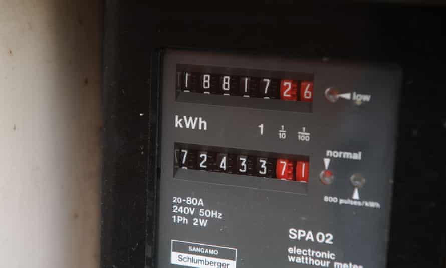 Ofgem worked with comparison site Energyhelpline to to pick 50,000 customers for the trial.