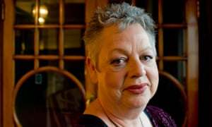 Jo Brand, who says reporting on mental health issues was sometimes 'a punch in the stomach' to people with such conditions.