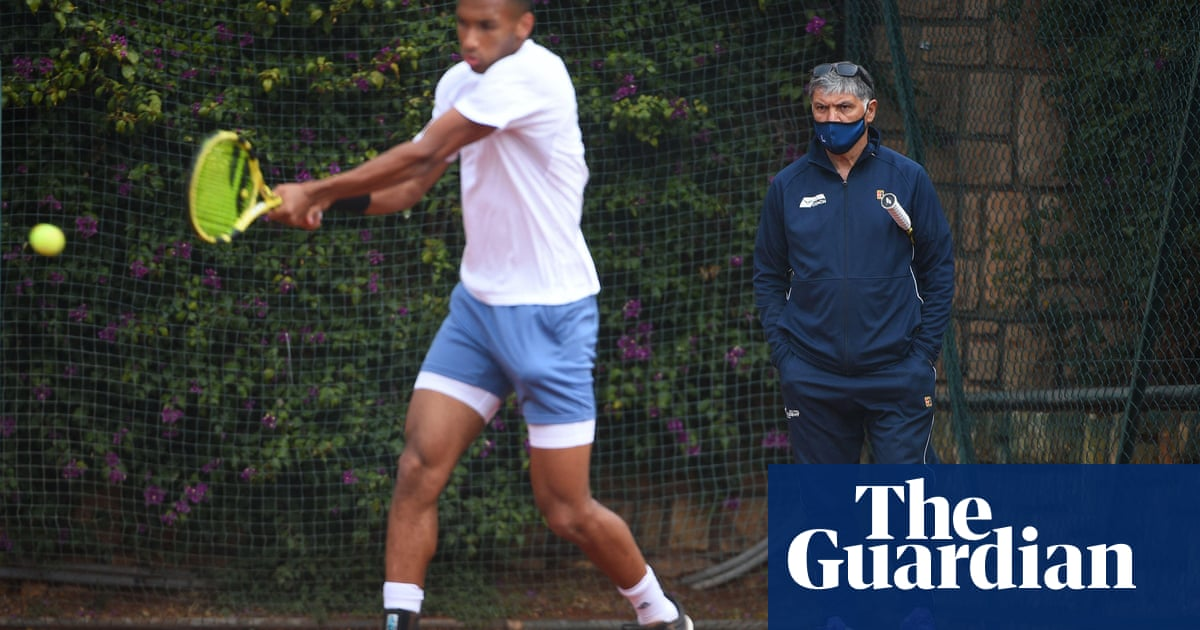 Nadal v Nadal on horizon as young Canadian star gets famous new coach