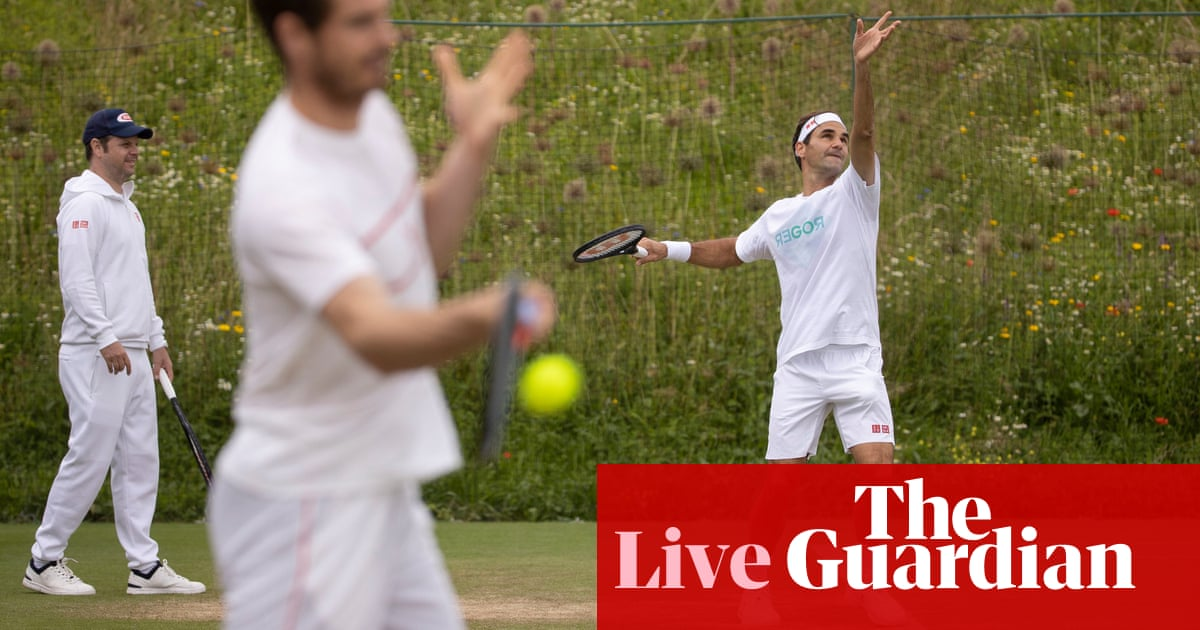 Wimbledon 2021: Barty, Federer, Norrie and Gauff all in action – live!