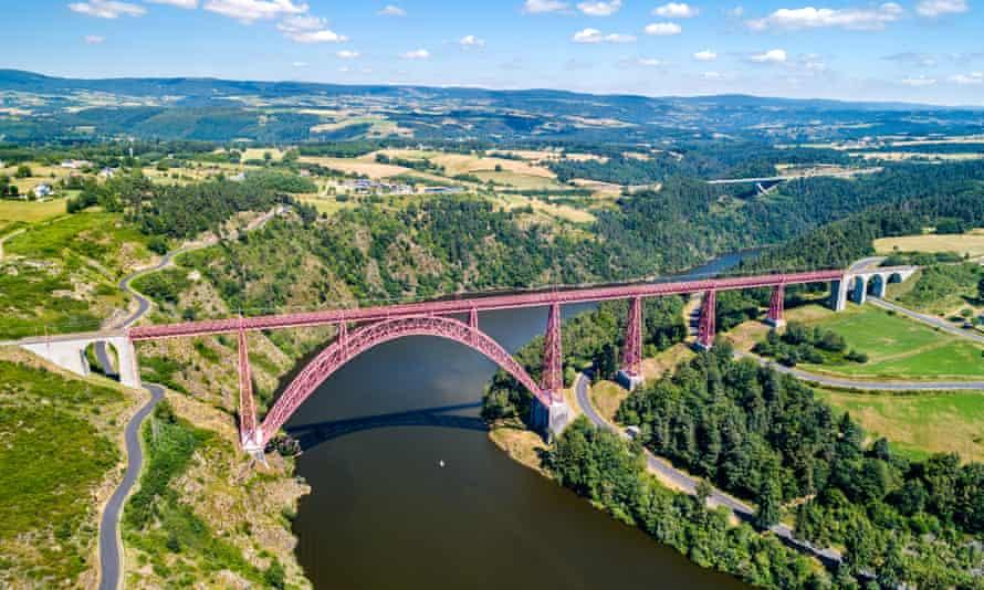 Garabit Viaduct.