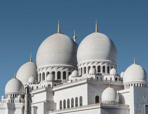Sheikh Zayed Grand Mosque, Abu Dhabi, United Arab Emirates, 2007, Yusef Abdelki