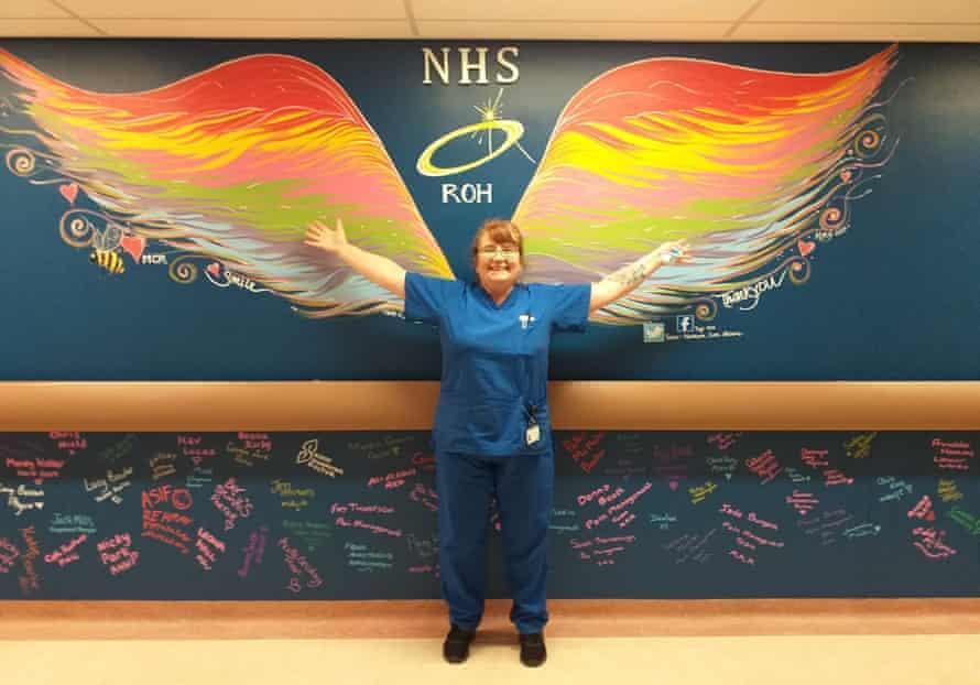 Staff Nurse: Tracy Curran