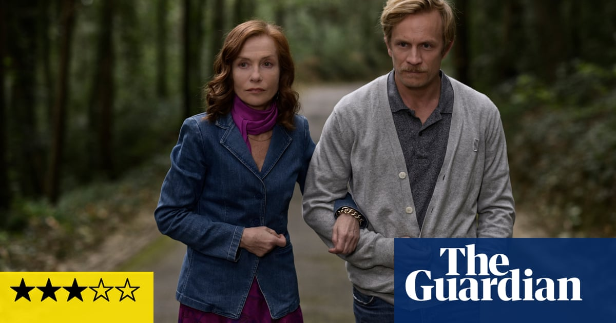 Frankie review – trouble in a Portuguese paradise with Isabelle Huppert