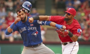 Rougned Odor says he still respects José Bautista despite their fight