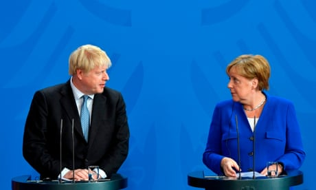 EU leaders will intervene in Brexit talks in autumn, says German official