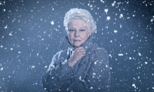 Judi Dench in The Winter's Tale.