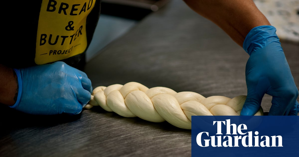 'The bakery is like a family to me': the asylum seekers and refugees building a new life on sourdough starter