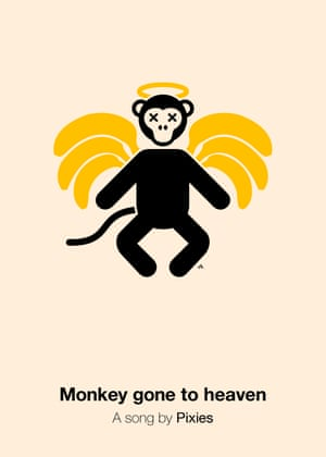 Monkey Gone to Heaven by Viktor Hertz