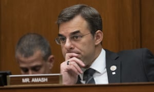 Michigan congressman Justin Amash: 'We need new voices on the national stage running for national office, including the presidency.'
