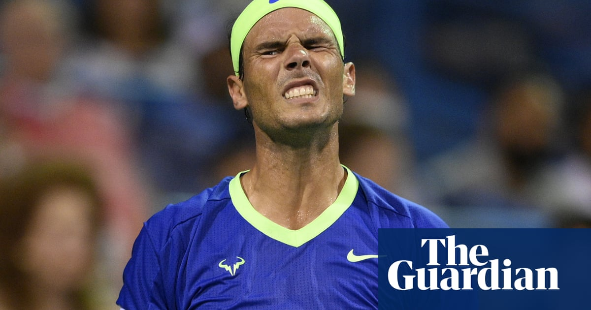 Rafael Nadal forced to call halt to 2021 season due to foot problem
