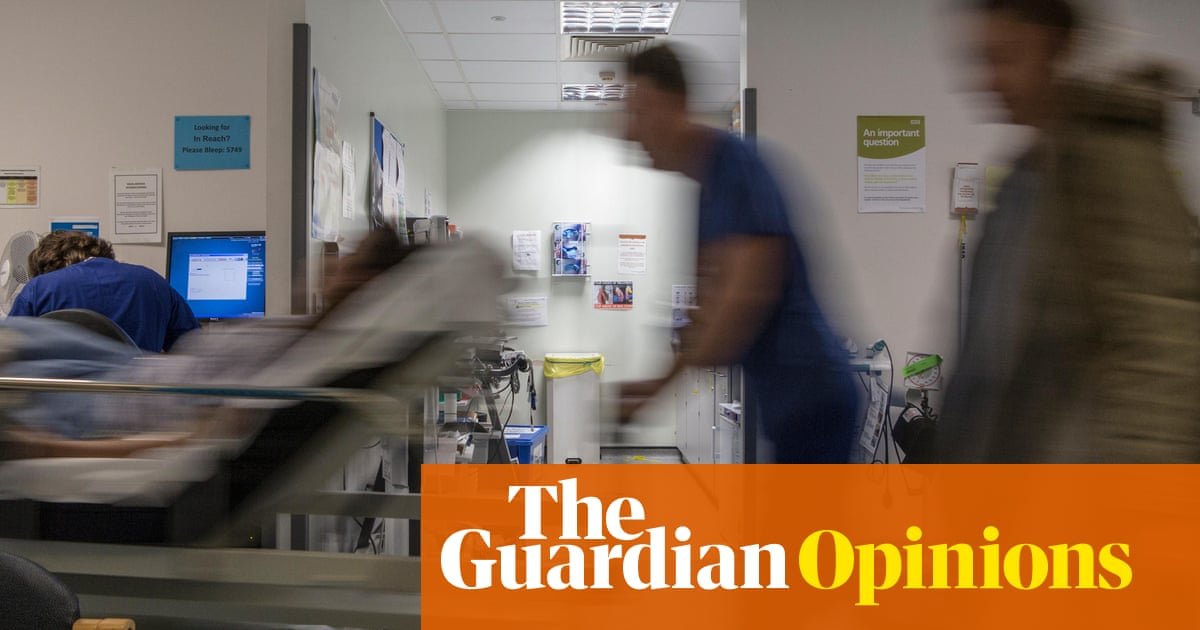 Melbourne's Covid crisis has exhausted its emergency departments – and patients are waiting longer and longer to be seen | Andrew Tagg