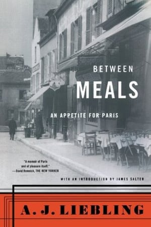 Between Meals by AJ Liebling