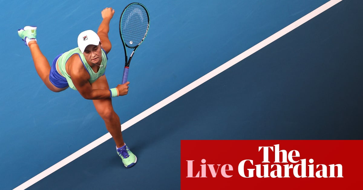 Australian Open 2020: Barty v Hercog, Djokovic v Ito, and more - live!